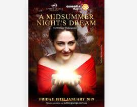#68 pentru Theatre Poster - A midsummer nights dream de către joengn