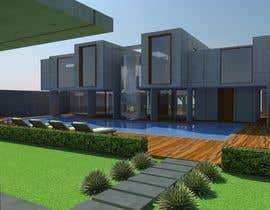 #2 for Exterior house modern design ideas by visibilizar