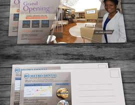#19 for Design a direct mail post card for a new dental office by izubi00