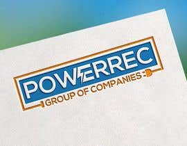 #33 for POWERREC GROUP OF COMPANIES LOGO by MIShisir300
