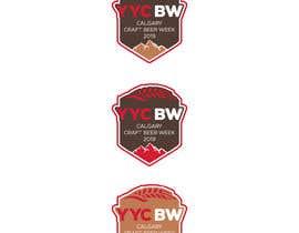 #37 for Design a logo for a beer festival af MarboG
