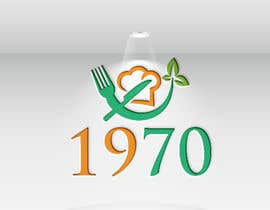 Nro 2 kilpailuun I need logo for restaurant 1-serve  chapati sandwiches and Karak drink manly.2- name of brand is (1970) 3-theme of the 70's in Saudi Arabia with modern colors like whats in the attached pictures 4-My use Hidi numbers (١٩٧٠)as logo (optional) or an icon käyttäjältä shahadatfarukom3