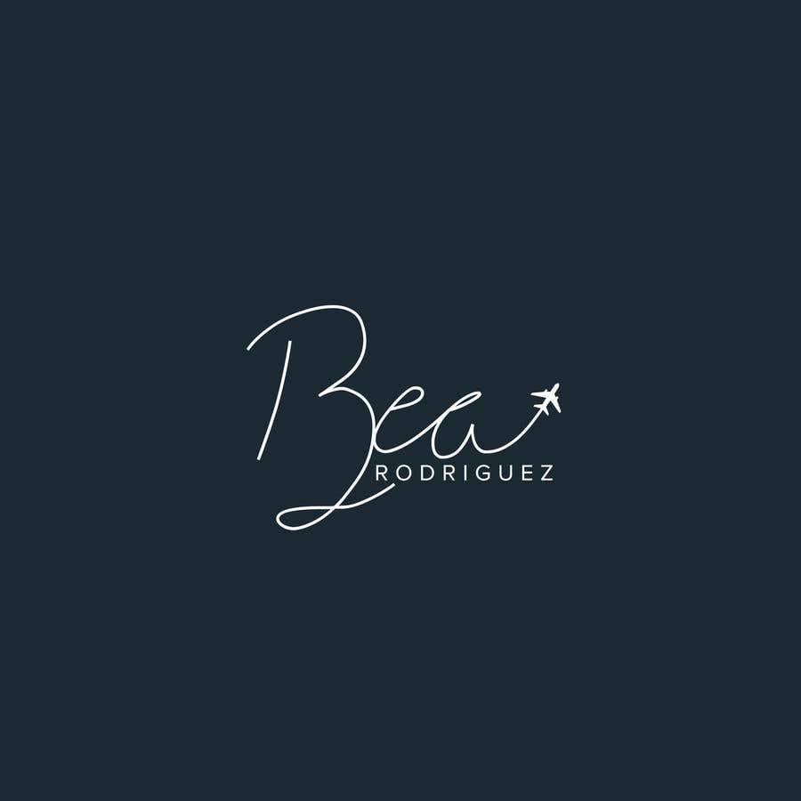 """Intrarea #124 pentru concursul """"Bea Rodriguez logo design"""""""