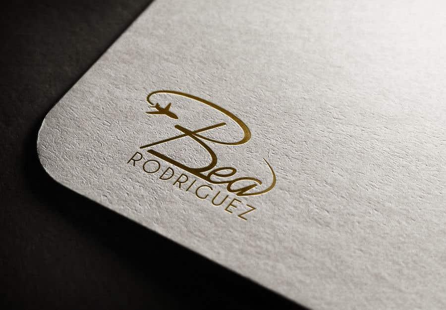"""Intrarea #105 pentru concursul """"Bea Rodriguez logo design"""""""
