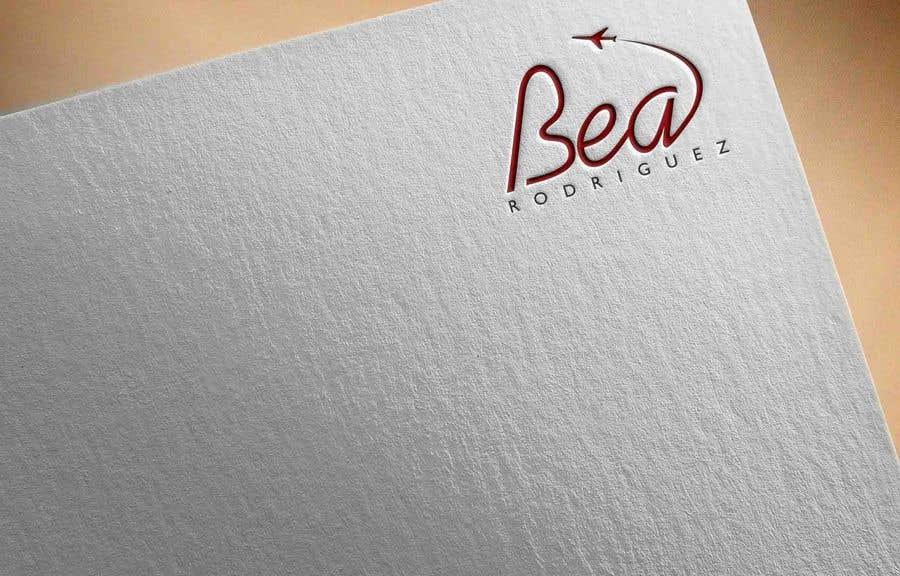 """Intrarea #30 pentru concursul """"Bea Rodriguez logo design"""""""