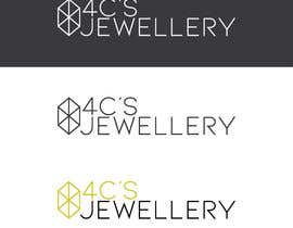 #11 for professional logo for fine jewellery and gemstones Our brand called 4C's jewellery af RomanZab