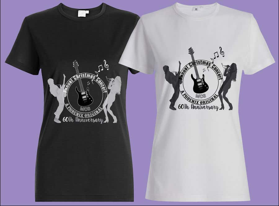 Proposition n°43 du concours Design a T-Shirt