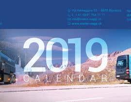 #141 για Design calendar 2019 standing page από georgejdaher