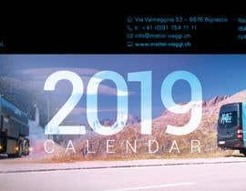 #142 για Design calendar 2019 standing page από georgejdaher
