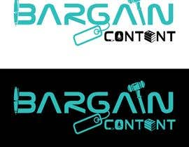 #20 za Logo design for BargainContent.com od Anaz200