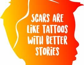 #18 untuk Scars are like Tattoos with better stories oleh bizcocha22
