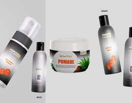 #11 pёr CurlSponge Product Labels nga Hariiken