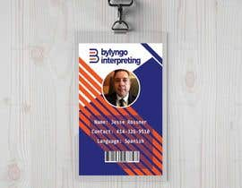 #17 for Create an ID template for employees by rafiulkarim11731