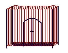 #26 for Design DOGCAGE by Designersohag