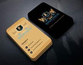 #38 para Design double sided business cards por anuruddika997