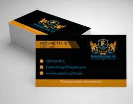 #119 para Design double sided business cards por mkspapon