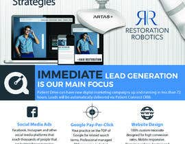 #105 for Sales Flyer - Need A More Professional Look (Original Attached) by lubnakhan6969