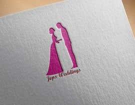 Nro 45 kilpailuun I need a logo for my business name Jeps Weddings käyttäjältä towhid83