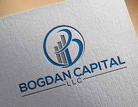 "#57 para Need someone to create a logo for my financial business which is called ""BOGDAN CAPITAL LLC"" Thinking to do something classy with letters something similar to what i have included in the attachment. por sumon7it"