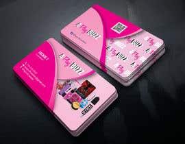 Nro 42 kilpailuun Design a double sided creative business card käyttäjältä mokterctg10