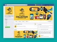 Logo Design Kilpailutyö #59 kilpailuun Facebook Page Design Work