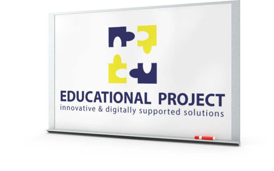 Entri Kontes #421 untukDesign a logo for an innpvative educational project
