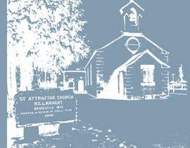 #28 for Draw an outline of this church in illustrator. by SaherN93
