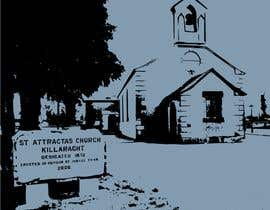 #29 for Draw an outline of this church in illustrator. by SaherN93