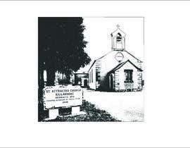 #35 for Draw an outline of this church in illustrator. by djamolidin
