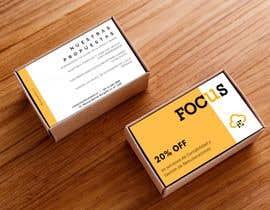 #17 para Diseñar tarjeta de presentación para promoción de valemiglioli