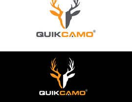 #538 for QuikCamo Headwear needs a logo that speaks quality by moonstarbdcom