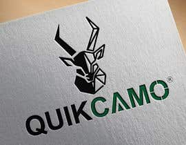 #489 for QuikCamo Headwear needs a logo that speaks quality by ekowidianto517