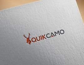 nº 600 pour QuikCamo Headwear needs a logo that speaks quality par mojarulhoq