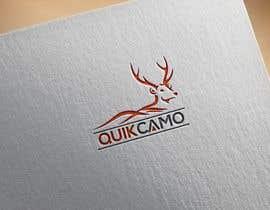 nº 601 pour QuikCamo Headwear needs a logo that speaks quality par mojarulhoq