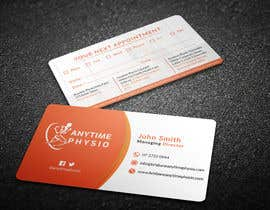 #89 for Business Cards and A-Frame Sign for Anytime Physio af chandrarahuldas