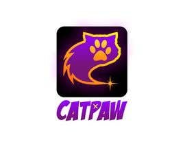 #279 for Design a cat paw logo by bucekcentro