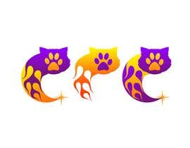 #329 for Design a cat paw logo by bucekcentro