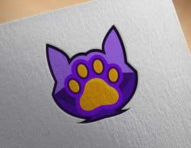 meglanodi tarafından Design a cat paw logo için no 872