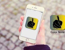 nº 8 pour Android application Icon par minaessa1987