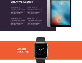 #3 for design an awesome website design company homepage by GraphicsView