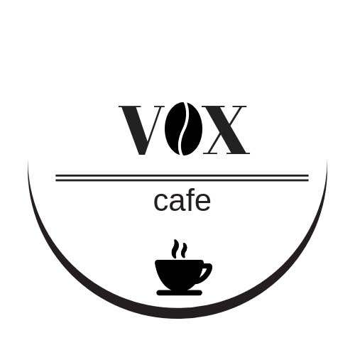 Konkurrenceindlæg #13 for Current logo attached..need a new logo...vox cafe is the name