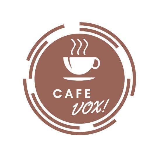 Konkurrenceindlæg #16 for Current logo attached..need a new logo...vox cafe is the name