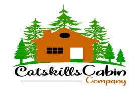 Nro 19 kilpailuun Log Cabin Company Logo Design käyttäjältä nayeema242