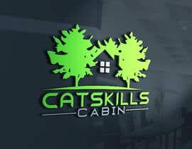 Nro 28 kilpailuun Log Cabin Company Logo Design käyttäjältä shahadatfarukom3