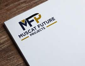 #12 untuk Name of the company: MUSCAT FUTURE PROJECTS. I need logo for the company. Thanks oleh Ameyela1122