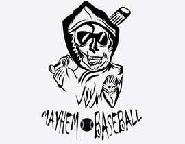 #7 для Baseball Team Logo - Graphic Design від RomanZab