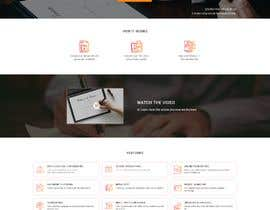#4 for Website UI Design~ Clean Professional Simple by ZephyrStudio