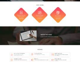 #5 for Website UI Design~ Clean Professional Simple by ZephyrStudio