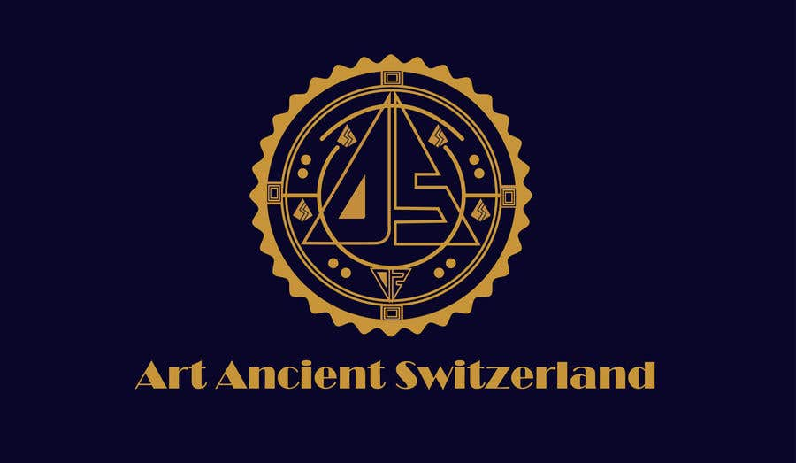 Konkurrenceindlæg #239 for An Logo for my brand ArtAncient Switzerland. This will be in the future an online ancient-art shop.