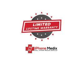 #7 untuk Limited Lifetime Warranty image design oleh luqman47